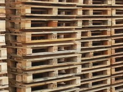 palety drewniane